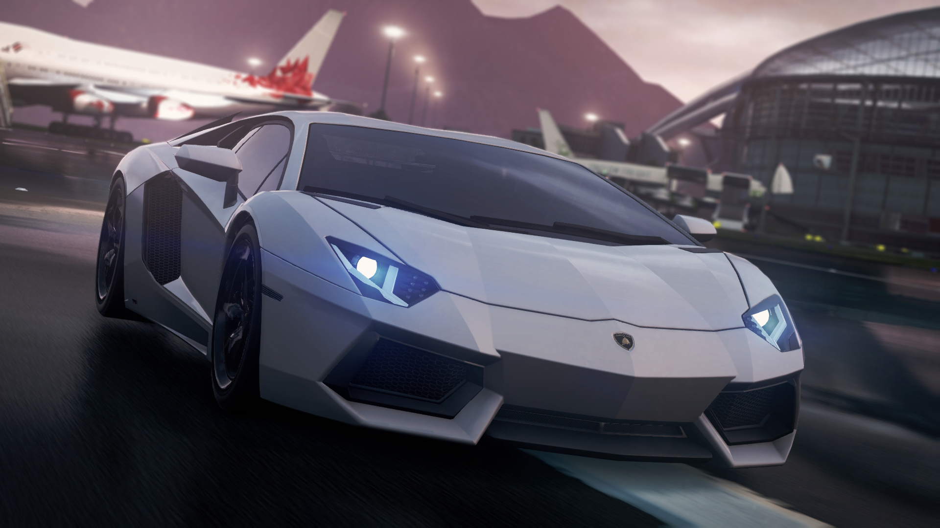Lamborghini Aventador Lp700 4 Hd Wallpaper Background Image