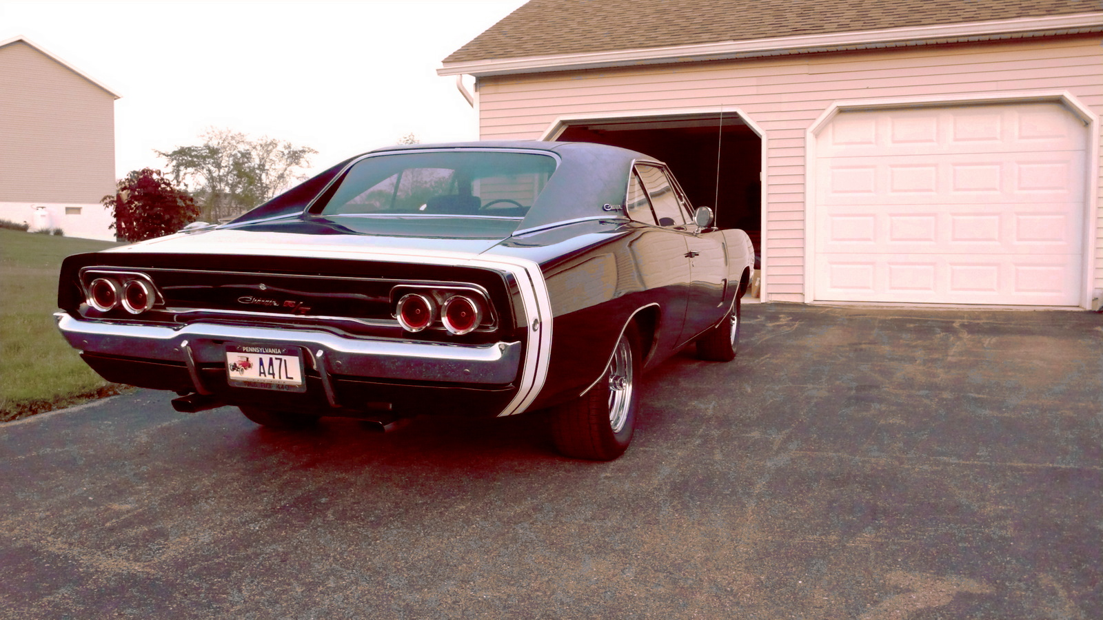 1 1968 Dodge Charger Hd Wallpapers Backgrounds