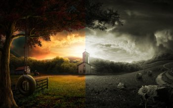 Photography - Manipulation Wallpapers and Backgrounds