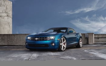 Fahrzeuge - Chevrolet Camaro Wallpapers and Backgrounds ID : 387449