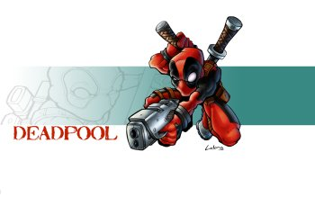 Комиксы - Deadpool Wallpapers and Backgrounds ID : 387533