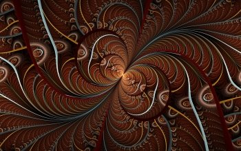 Astratto - Fractal Wallpapers and Backgrounds ID : 388457