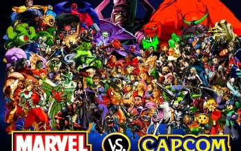 Comics - Marvel Vs Capcom Wallpapers and Backgrounds ID : 388952