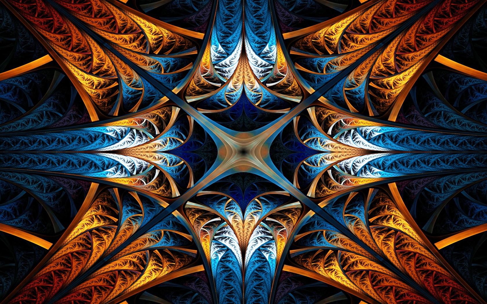 HD Fractal Wallpapers