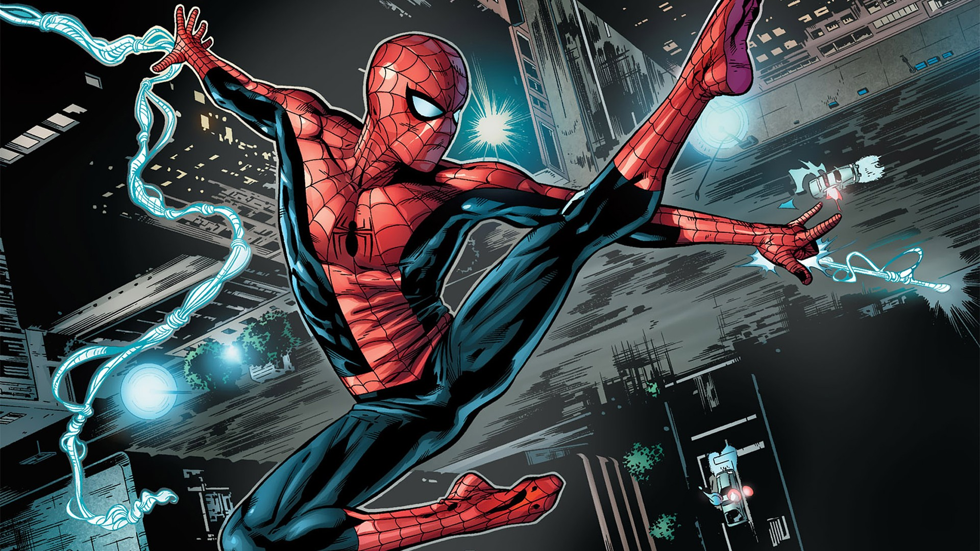 Spider-Man Full HD Wallpaper and Background | 1920x1080 ...