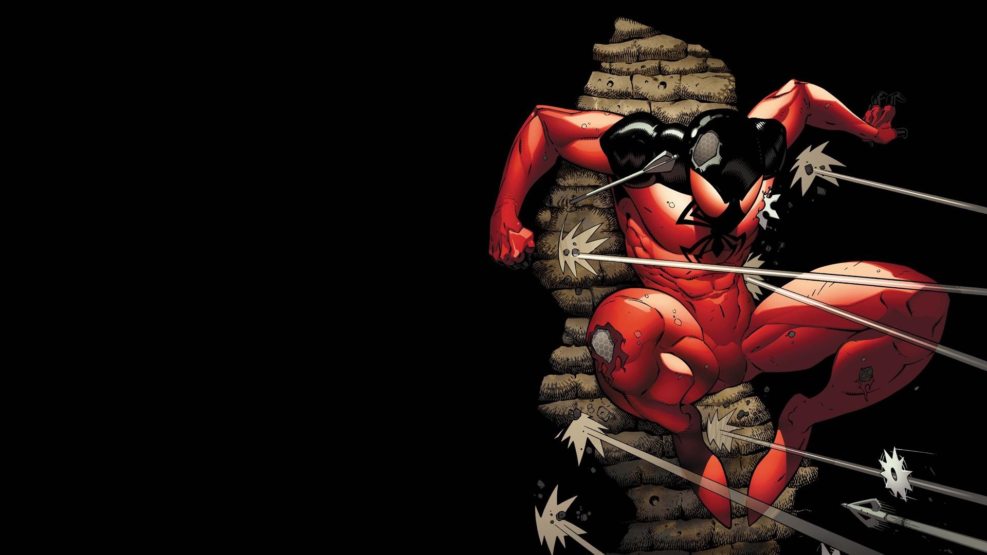 marvel comics wallpaper spider - photo #38