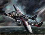 Preview Northrop P-61 Black Widow