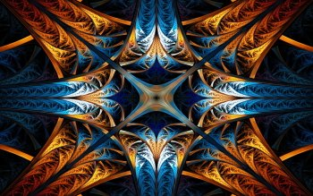 Abstract - Fractal Wallpapers and Backgrounds ID : 389267