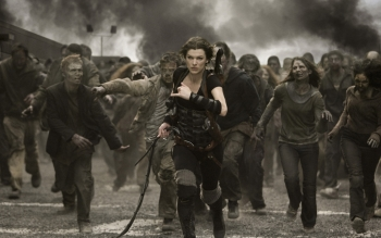 Movie - Resident Evil: Retribution Wallpapers and Backgrounds ID : 389535