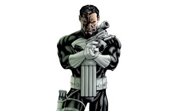 Comics - Punisher Wallpapers and Backgrounds ID : 389791