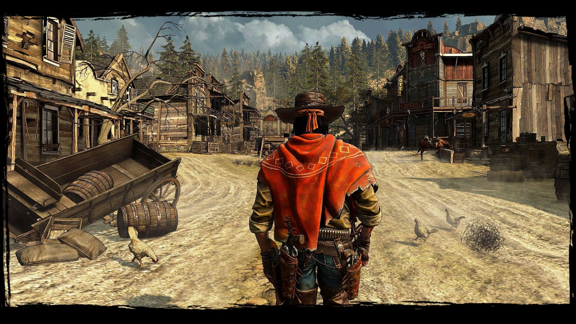 19 Call Of Juarez: Gunslinger HD Wallpapers | Backgrounds ...