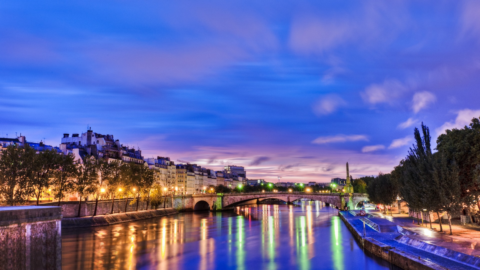 Paris Hd Wallpaper Background Image 1920x1080 Id390615