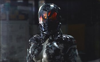 Sci Fi - Cyborg Wallpapers and Backgrounds ID : 390068