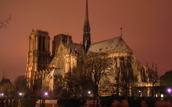 Religious - Notre Dame De Paris Wallpapers and Backgrounds ID : 390180