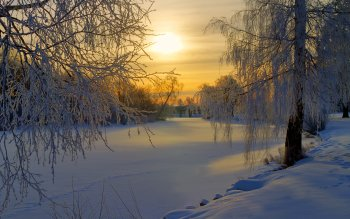 Earth - Winter Wallpapers and Backgrounds ID : 390657