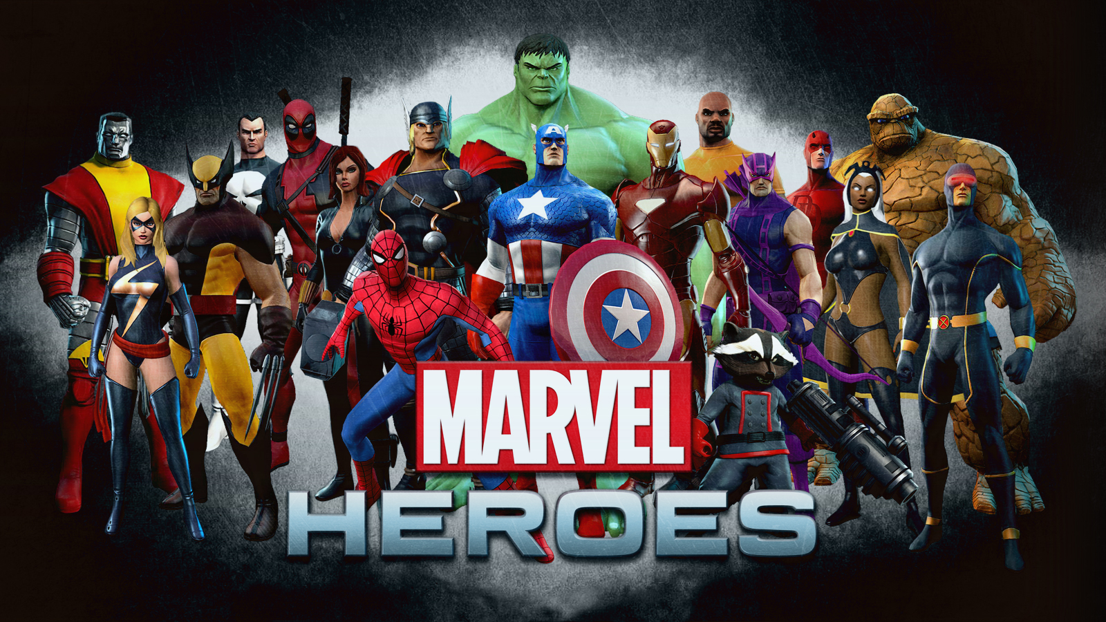 2 marvel heroes hd wallpapers backgrounds wallpaper abyss - Heros avengers ...
