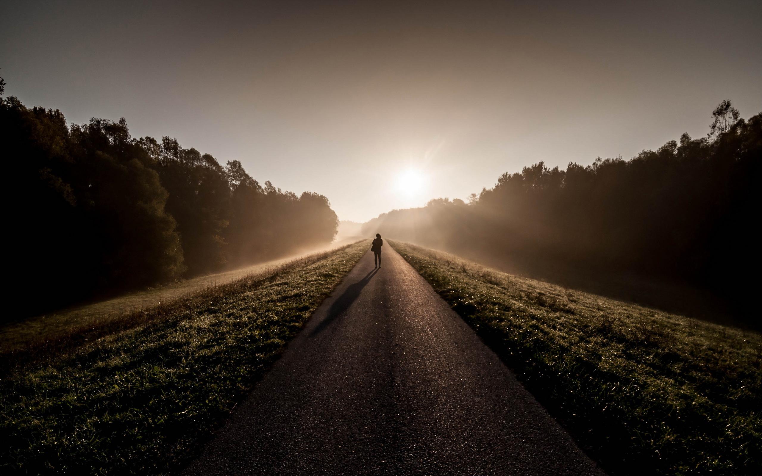Camino Fondo De Pantalla Hd Fondo De Escritorio