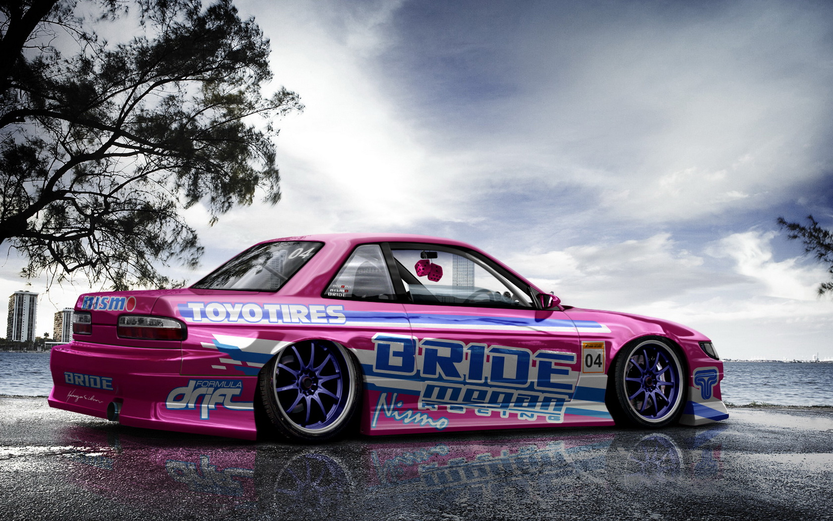 Nissan Silvia Wallpaper And Background Image 1680x1050 Id 391824 Wallpaper Abyss