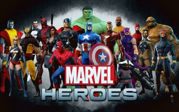 Comics - Marvel Heroes Wallpapers and Backgrounds ID : 391258