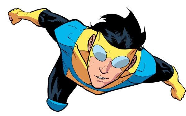 Comics Invincible Image Comics Mark Grayson Superhero HD Wallpaper | Background Image