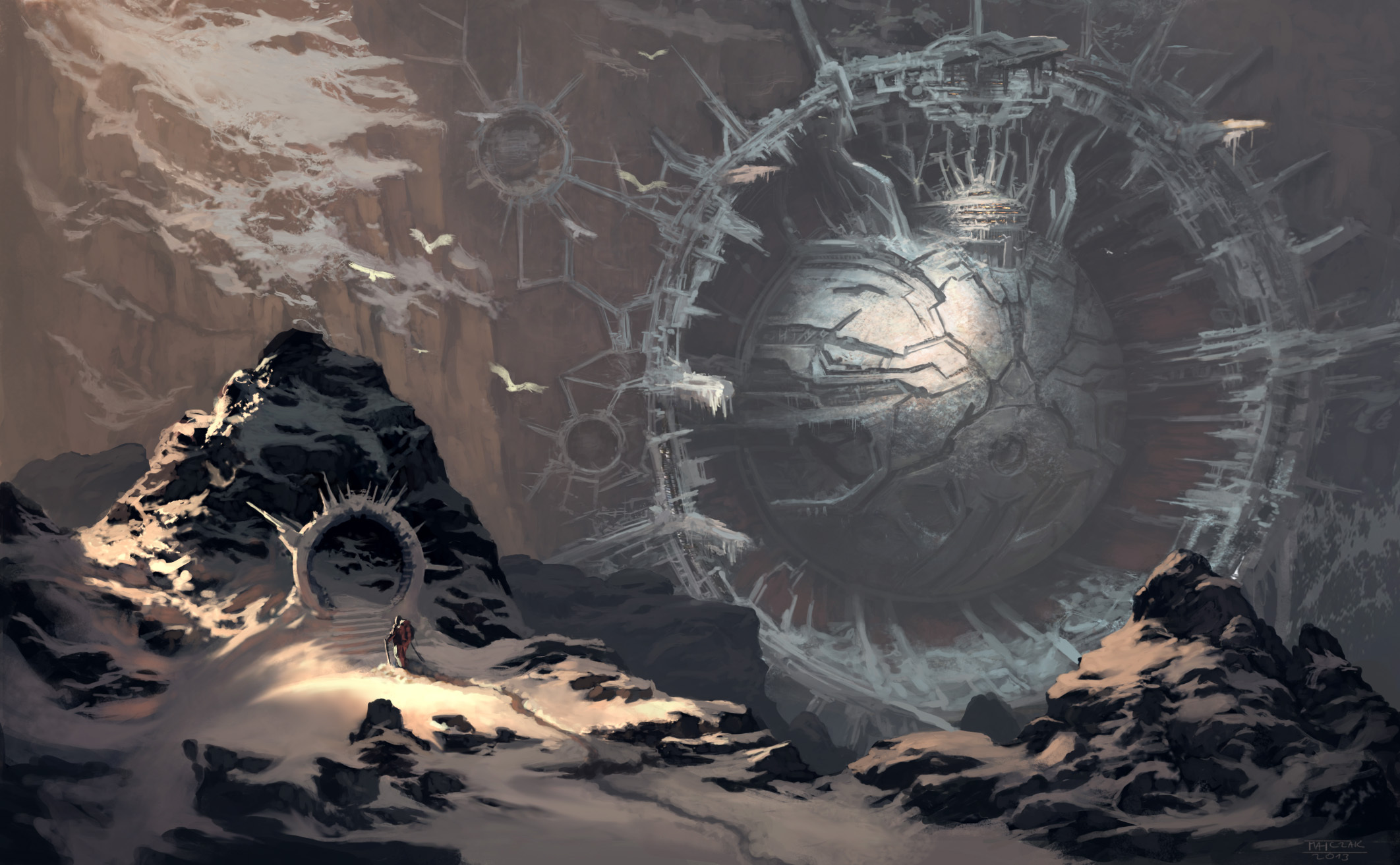 Portal To The Unknown Full Hd Wallpaper And Background