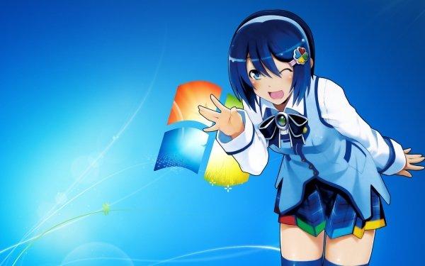 Anime Os-tan HD Wallpaper | Background Image