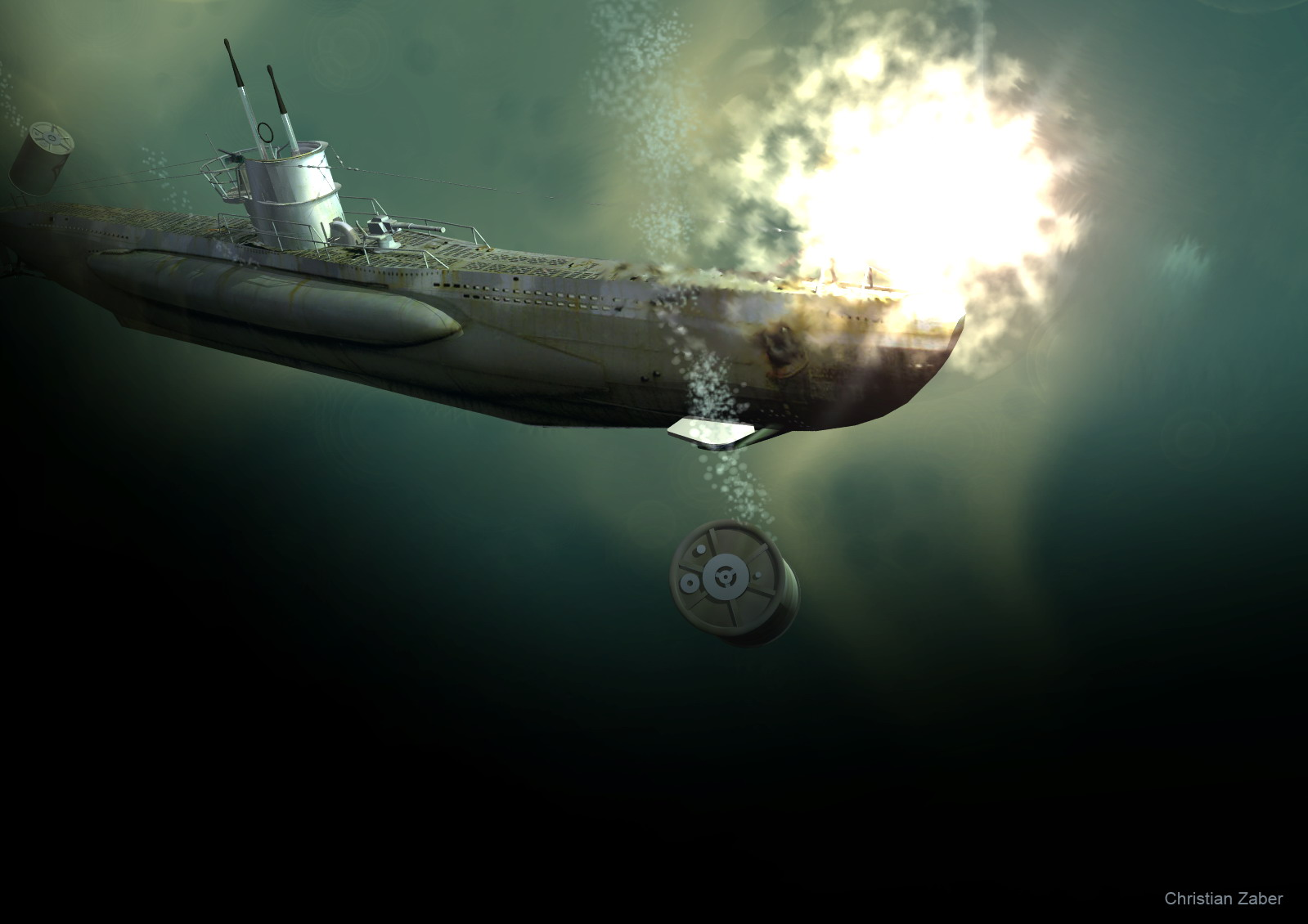 Alpha Coders Wallpaper Abyss Explore the Collection Warships Submarine ...: https://wall.alphacoders.com/big.php?i=393365