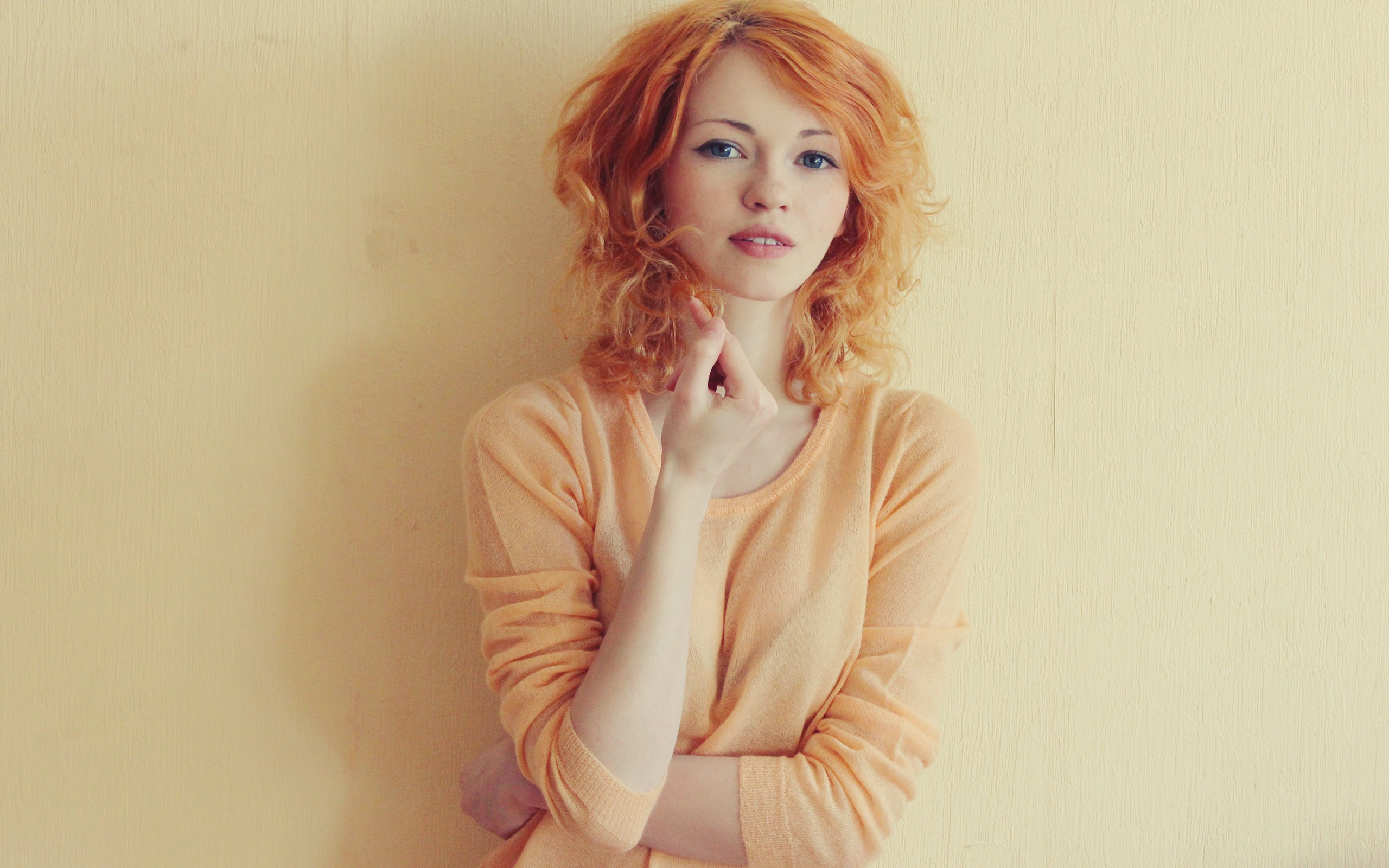 Hot Redheads with Blue Eyes