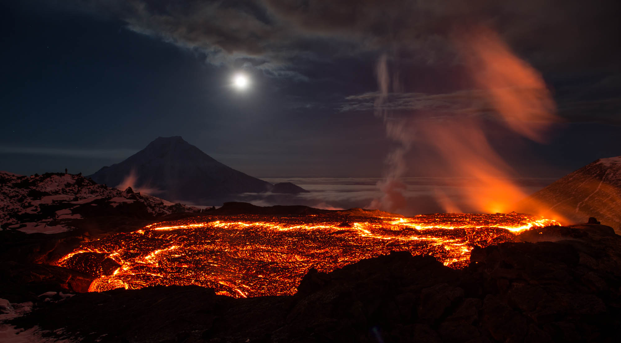 hd wallpaper background id393788 2000x1106 earth volcano