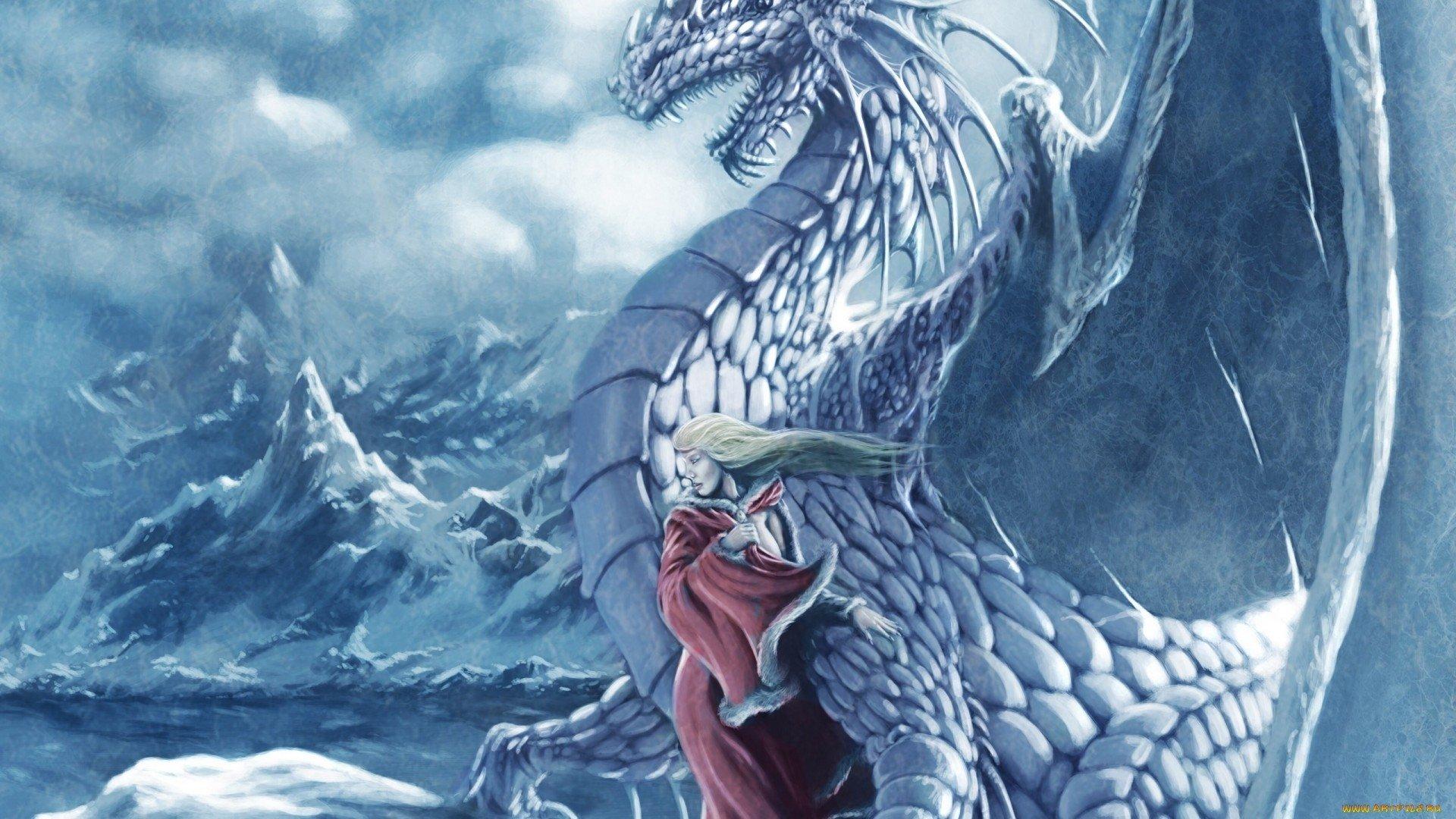 Drachen HD Wallpaper