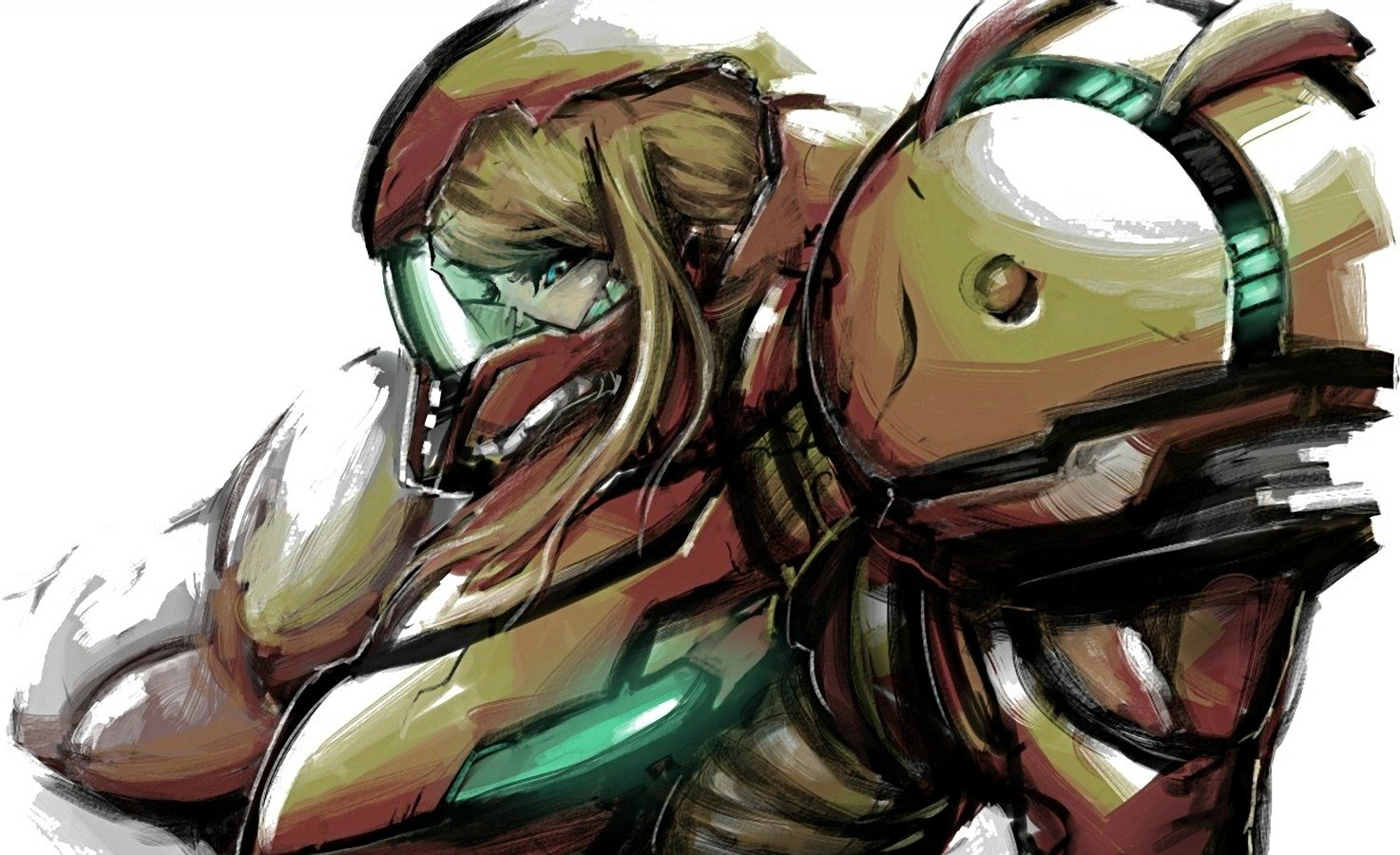 Metroid Wallpaper And Background Image