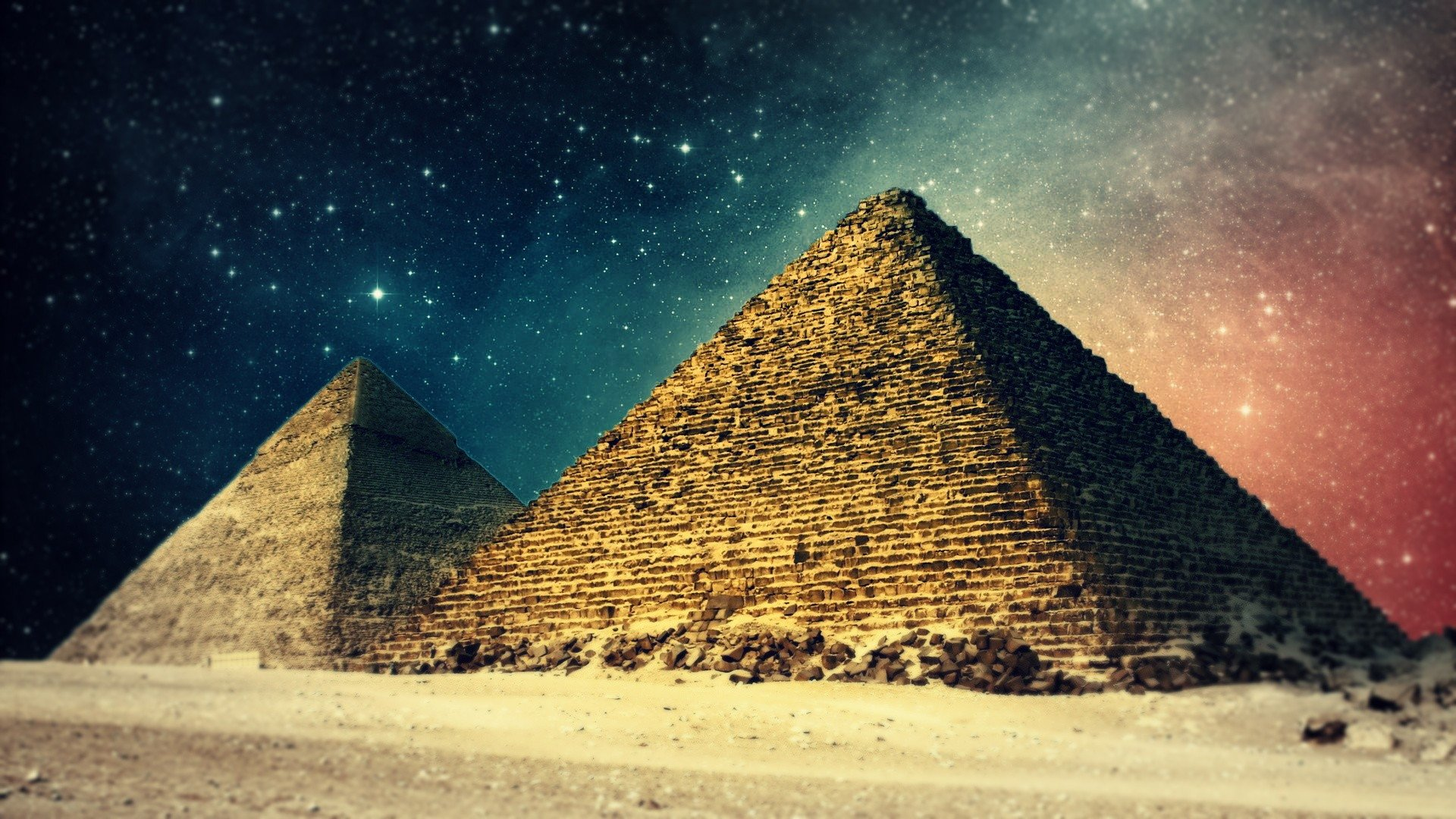 34 Pyramid HD Wallpapers