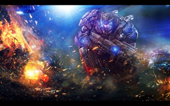 Sci Fi - Warrior Wallpapers and Backgrounds ID : 393986