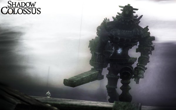 Video Game Shadow Of The Colossus HD Wallpaper | Background Image