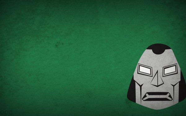 Comics Los 4 Fantásticos Doctor Muerte Fondo de pantalla HD | Fondo de Escritorio