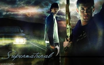 Televisieprogramma - Supernatural Wallpapers and Backgrounds ID : 394498
