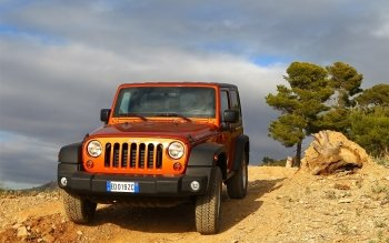 Транспортные Средства - Jeep Rubicon Wallpapers and Backgrounds ID : 394758