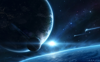 Sci Fi - Planets Wallpapers and Backgrounds ID : 394855