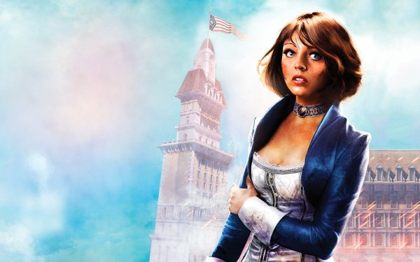 Video Game - bioshock infinite Wallpapers and Backgrounds