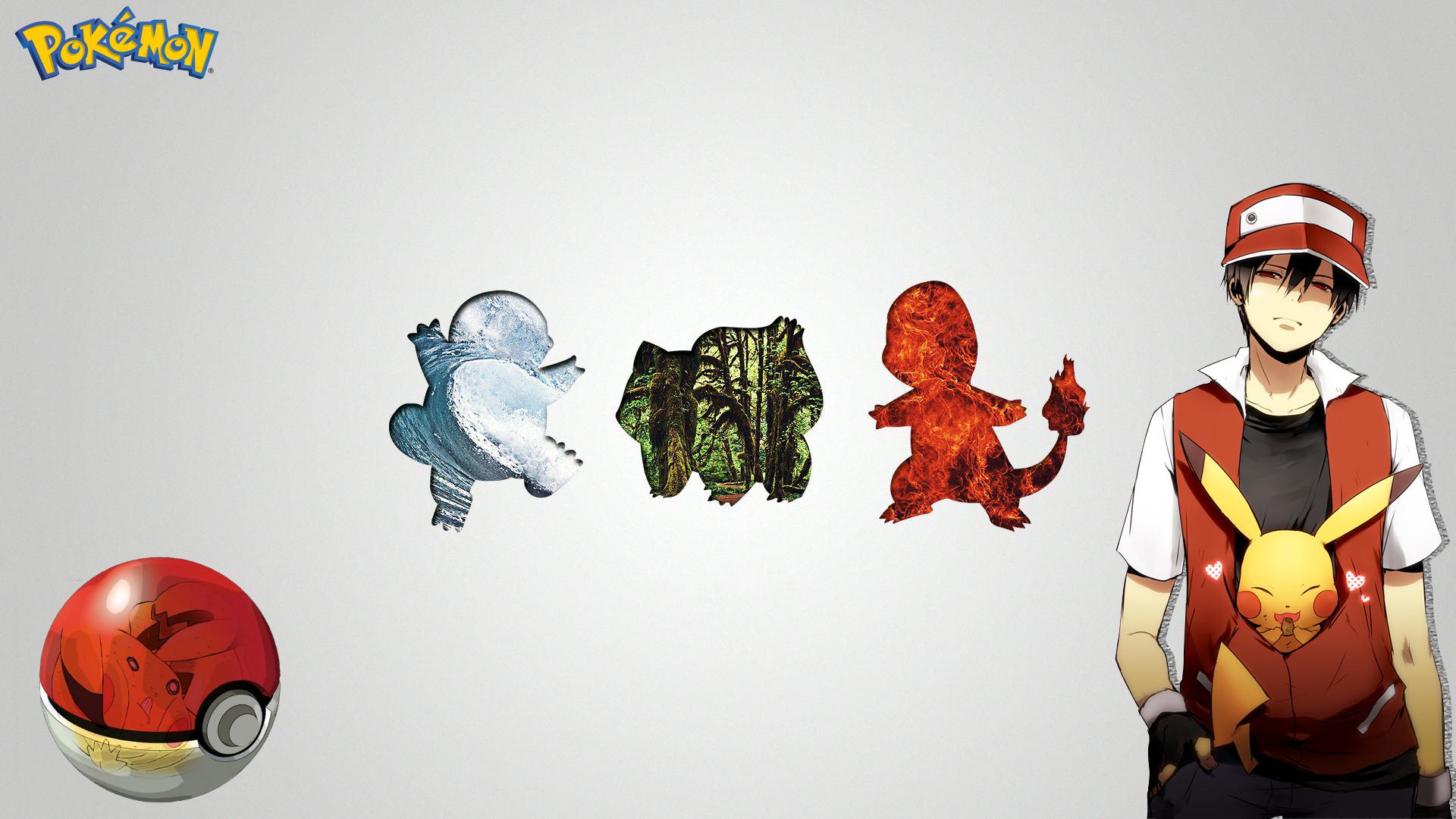 Pokemon Ash Wallpapers