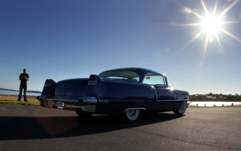 Voertuigen - 1956 Cadillac Wallpapers and Backgrounds ID : 395050