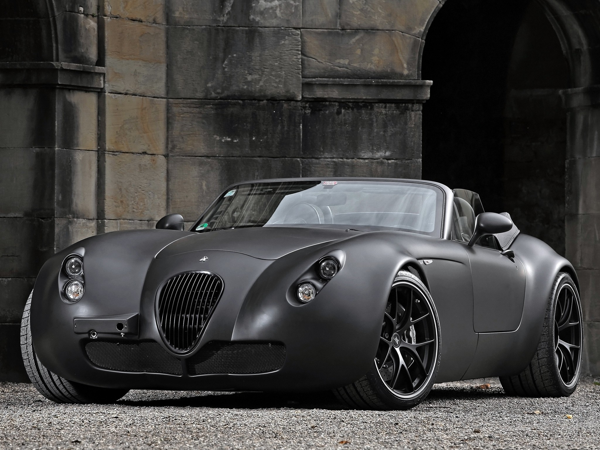 13 Wiesmann GT MF5 HD Wallpapers | Background Images - Wallpaper Abyss