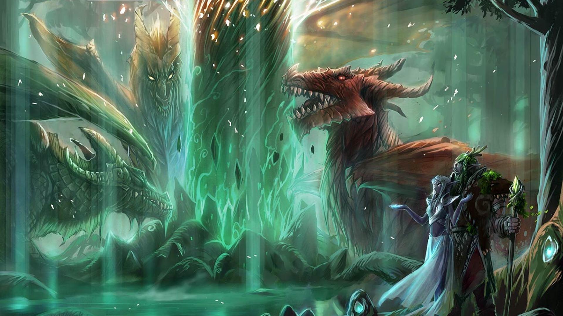 World Of Warcraft Fond d'écran HD | Arrière-Plan | 1920x1080 | ID:396047 - Wallpaper Abyss