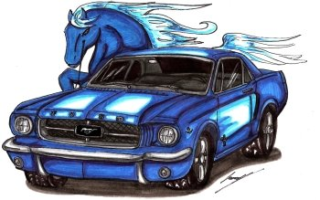 Vehicles - Ford Mustang Wallpapers and Backgrounds ID : 396205