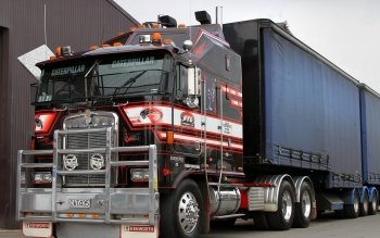 Fordon - Kenworth Wallpapers and Backgrounds ID : 396648
