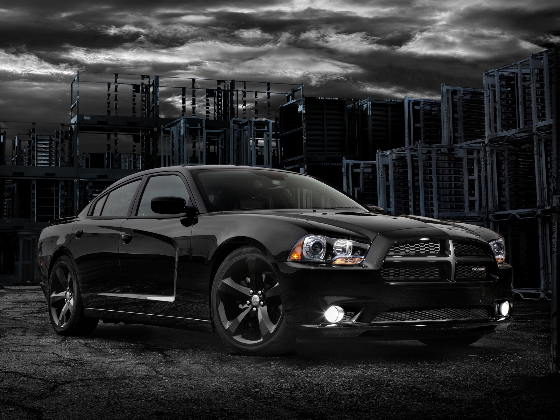 vehicles dodge charger wallpaper