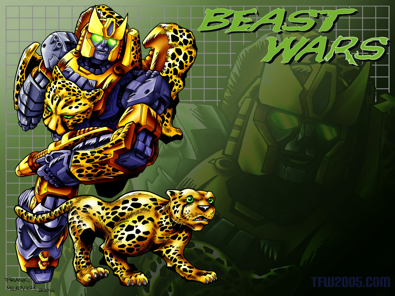 Transformers: Beast Wars HD Wallpapers  Backgrounds  Wallpaper Abyss