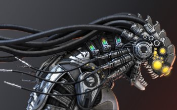 Sci Fi - Robot Wallpapers and Backgrounds ID : 397668