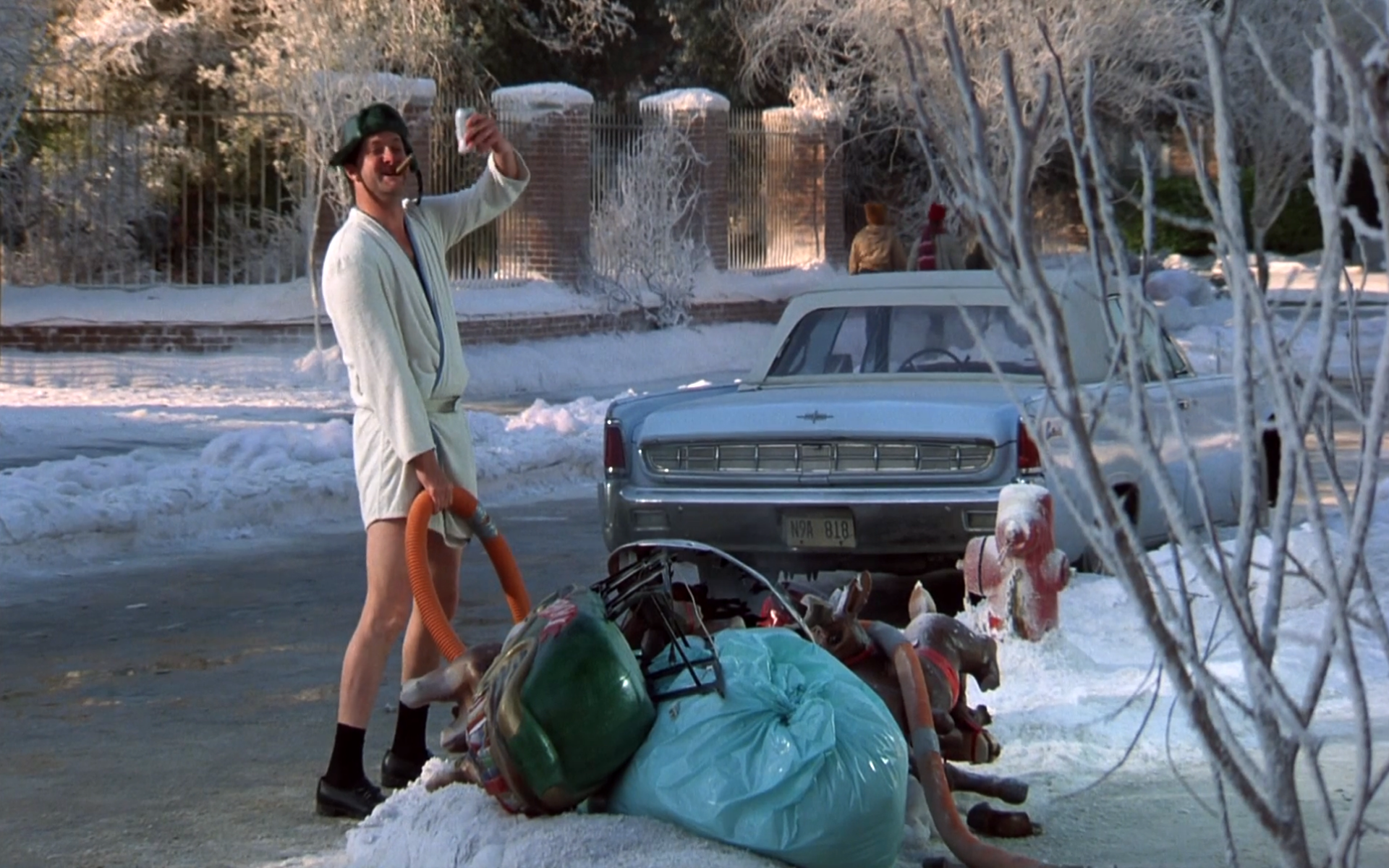 5 National Lampoon S Christmas Vacation Hd Wallpapers
