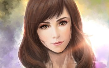 Artistic - Women Wallpapers and Backgrounds ID : 398712
